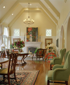St Louis Interior Design Firm - Chesterfield JRI